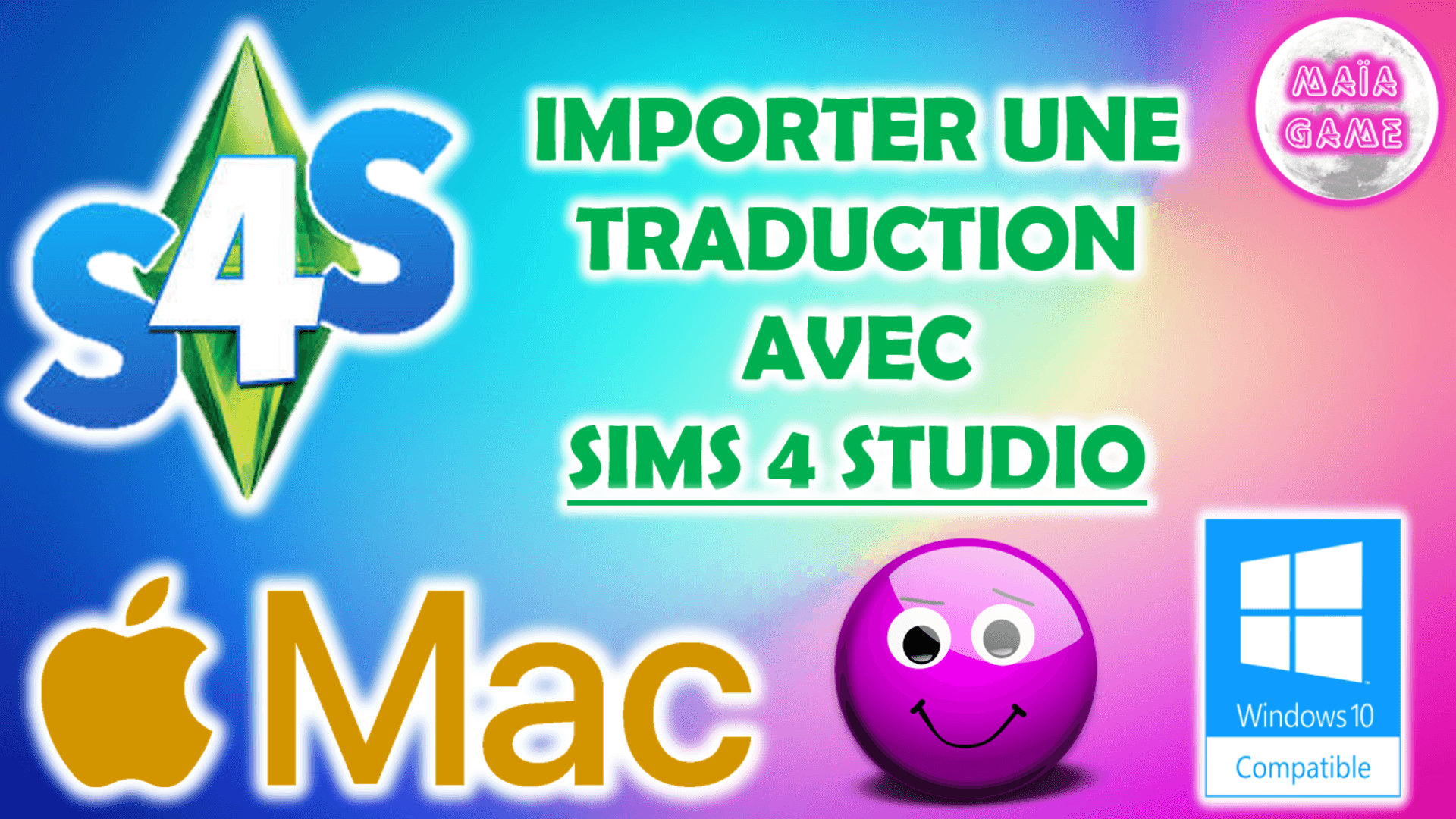 Tuto Importer une traduction S4S