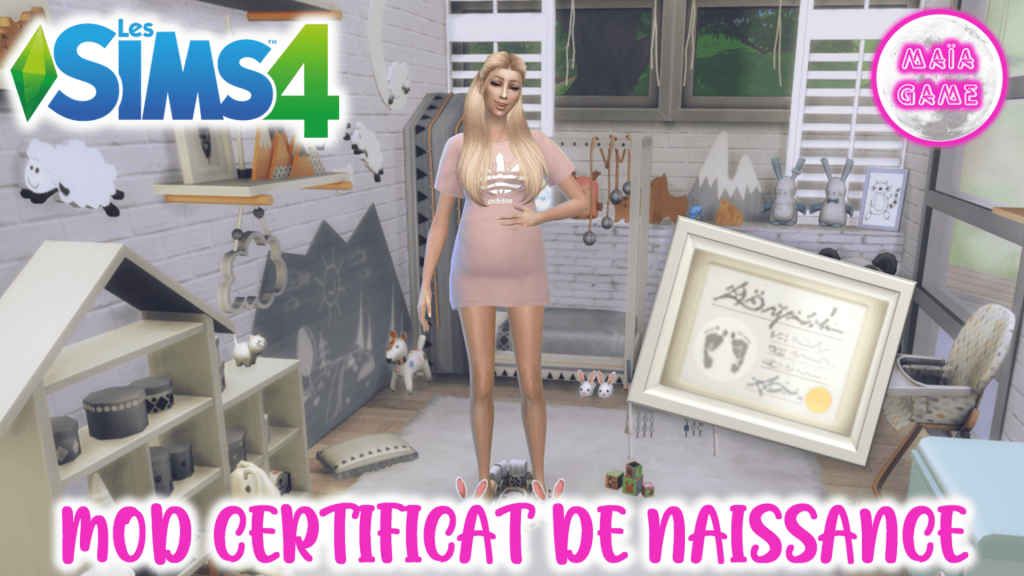 Maia Game - Les Traductions de Mods pour Sims 4 de Maia Game