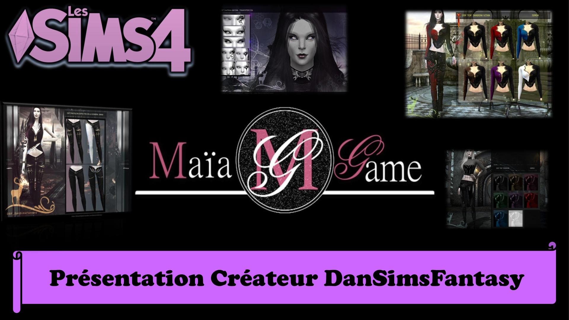 DanSimsFantasy Sims 4