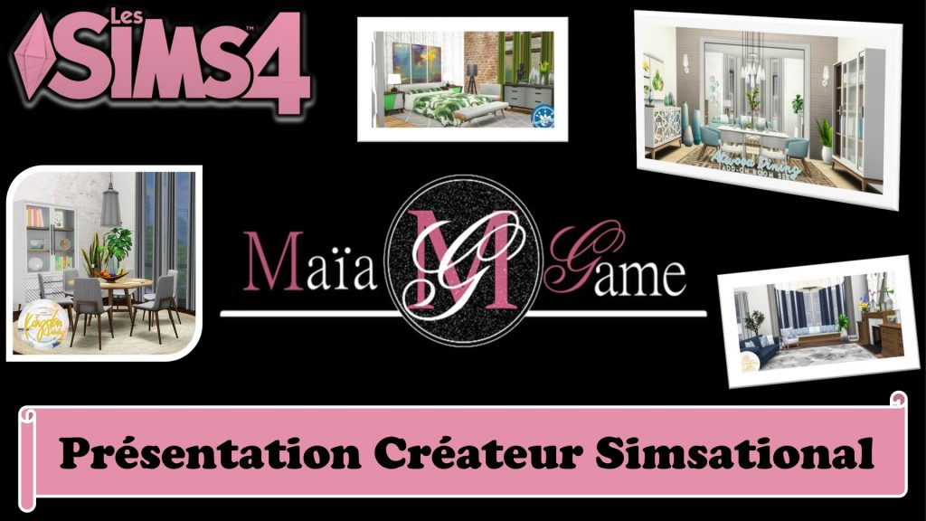 Simsational Sims 4