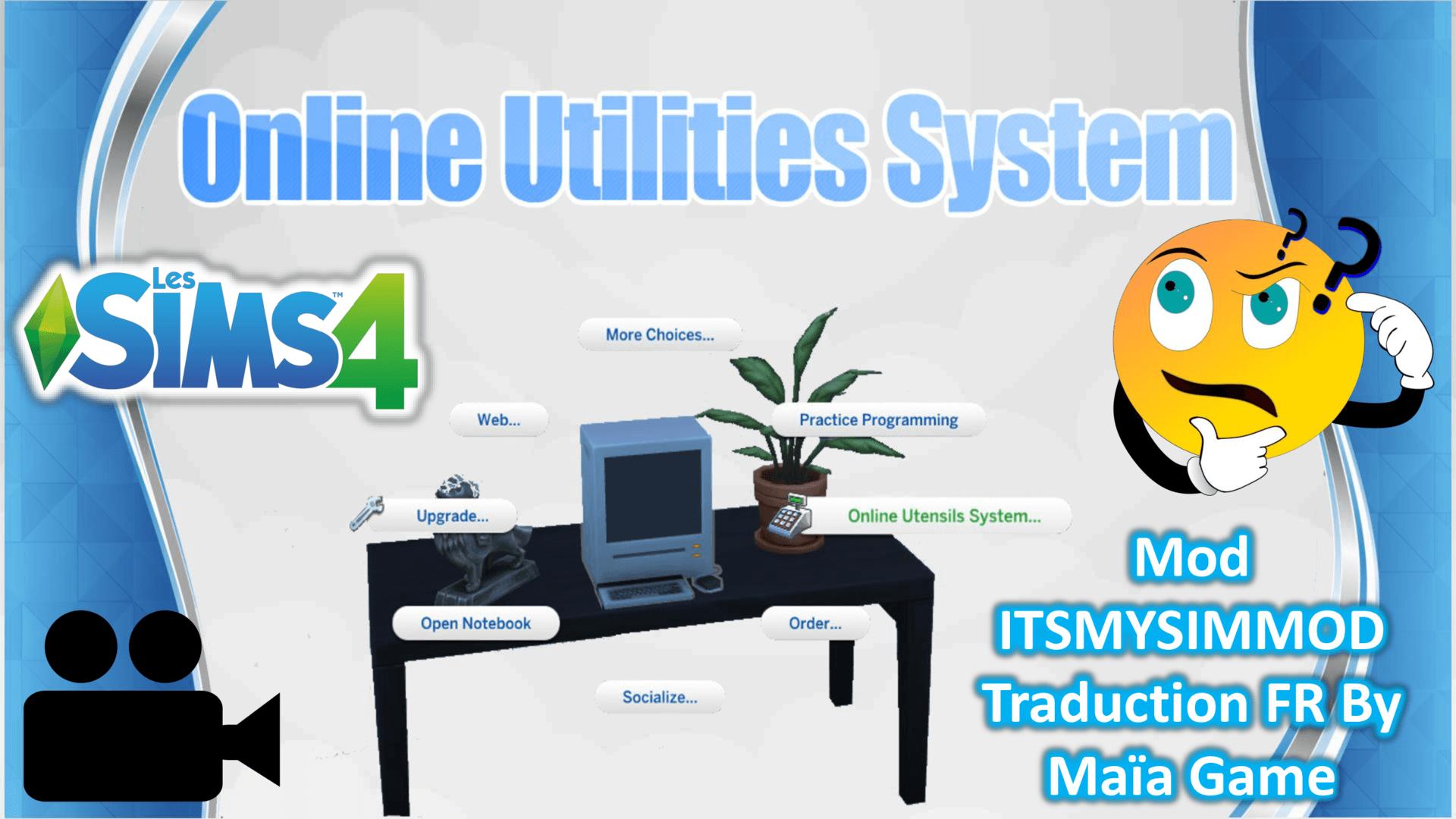 Mod Online Sims 4