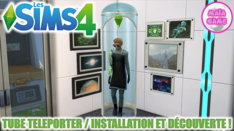 Mod Tube Sims 4