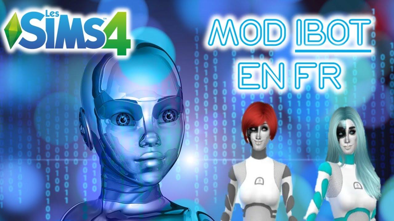 Mod ibot KawaiiStacie Sims 4