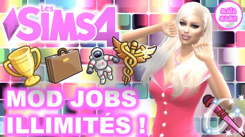 Miniature mod job illimité (1)